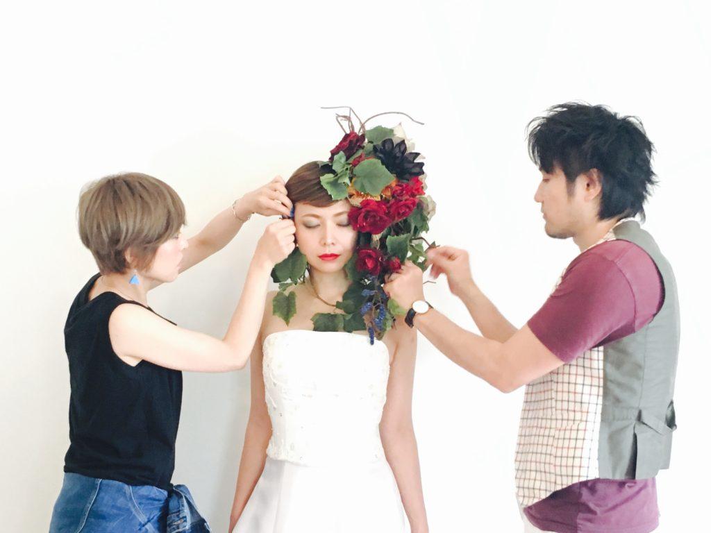 花衣ウェディング