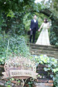 【結婚写真・前撮り】GREEN HILLでガーデンウェディング〜福岡・久留米田主丸〜